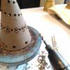 《松島離宮》陶製ランプシェード作り体験スケジュール