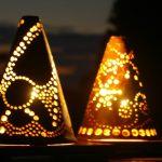 《松島離宮》体験型ランプシェード ワークショップを開始いたします